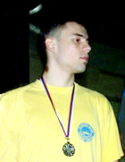 ... (candidates for the Universiade 2009) are active in the present US college swimming season. At the first events, Petar Petrovic (Univ.of New Orleans) ... - petrovic-petar-2008